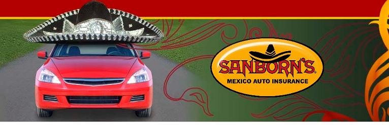 Sanborn's Mexico Auto Insurance